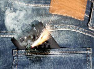 Почему литий-ионные батареи могут взрываться?