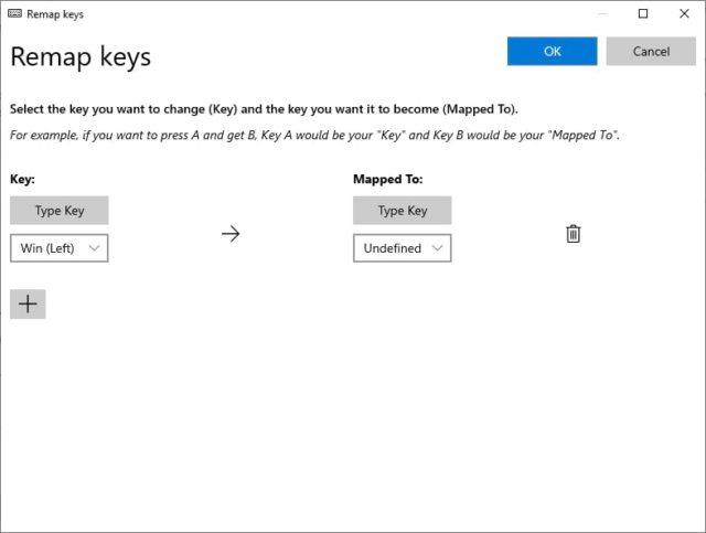 Как отключить клавишу Windows в Windows 10
