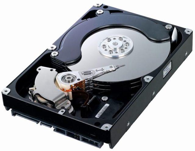 Что такое жесткий диск EAMR и как он работает
