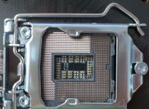 Что такое тип сокета процессора